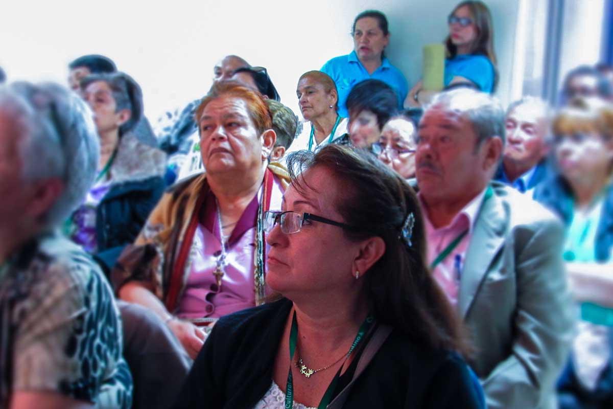 Cooperativa de pensionados en Bogotá