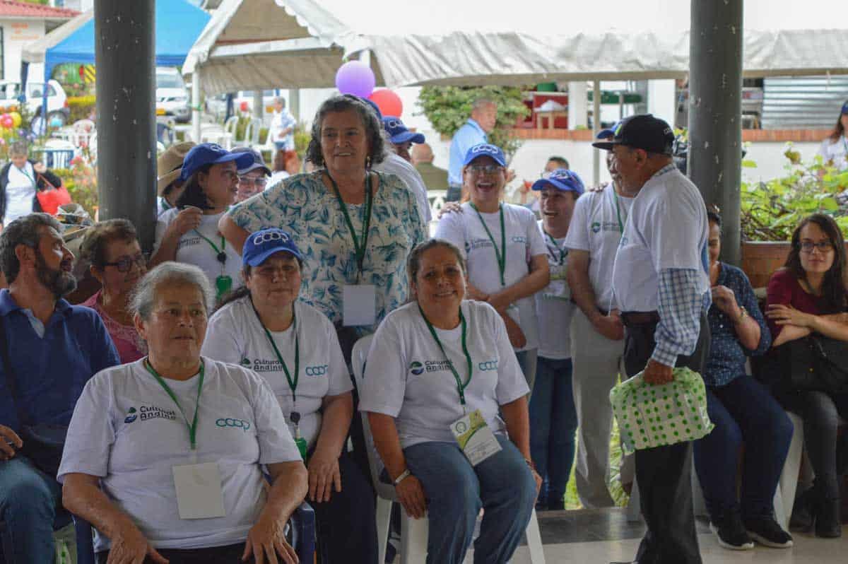 Cooperativa Pensionados Bogotá