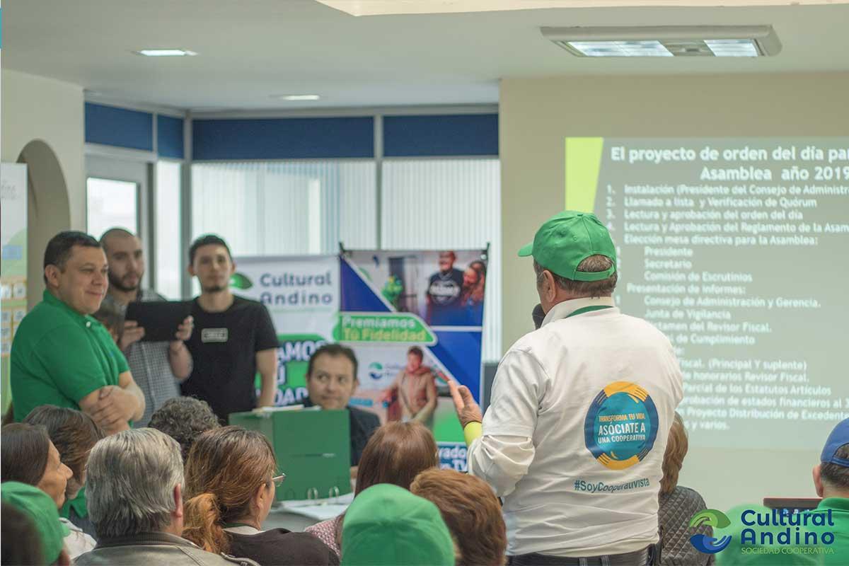 Cooperativa de pensionados Bogota