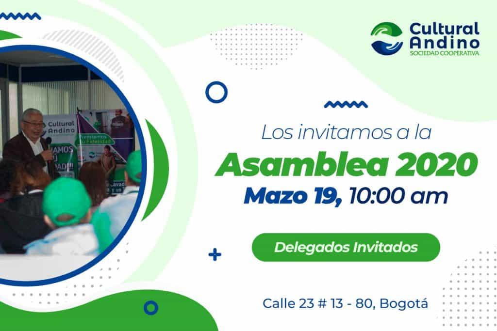 Asamblea General 2020
